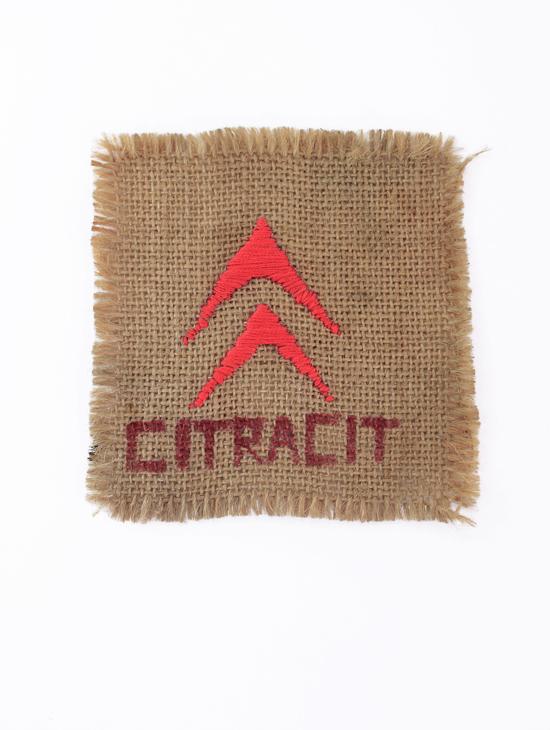 Écusson Citracit