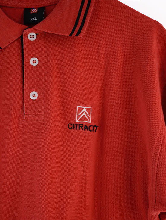 Polo Citracit (XXL) Rouge