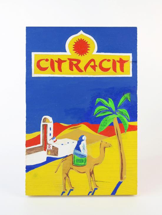 Étude pour le packaging de la semoule Citracit